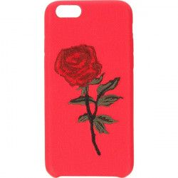 CASE HAFT ROSE IPHONE 6 4.7'' RED