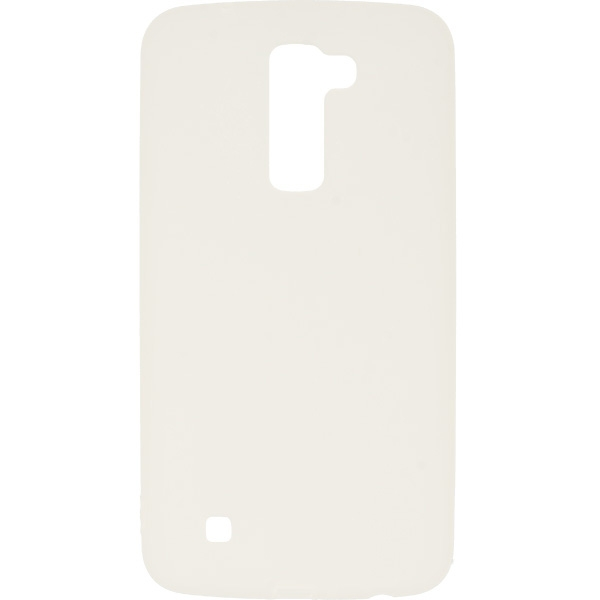 GUMA SMOOTH ETUI NA TELEFON LG K10 K430 BIAŁY