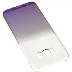 GRADIENT ETUI NA TELEFON SAMSUNG GALAXY S8 G950 FIOLETOWY