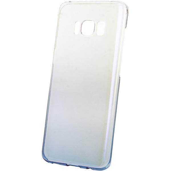 GRADIENT ETUI NA TELEFON SAMSUNG GALAXY S8 G950 NIEBIESKI