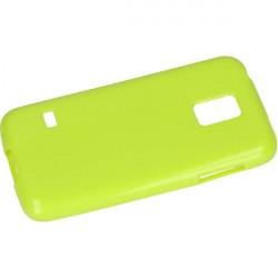 JELLY ETUI NA TELEFON SAMSUNG GALAXY S5 MINI G800 ZIELONY