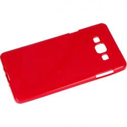 JELLY ETUI NA TELEFON SAMSUNG GALAXY A7 A700 CZERWONY