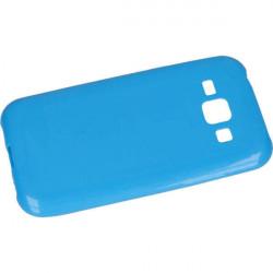 JELLY 0.3mm ETUI NA TELEFON SAMSUNG GALAXY J1 J100 NIEBIESKI