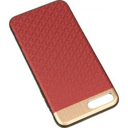 BEEYO SKIN MAGNES ETUI NA TELEFON IPHONE 7 PLUS 5.5'' A1661/A1864 CZERWONY