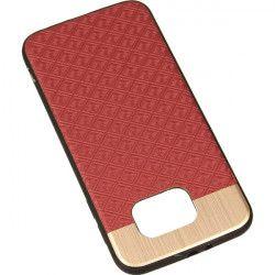 BEEYO SKIN MAGNES ETUI NA TELEFON SAMSUNG GALAXY S6 G920 CZERWONY