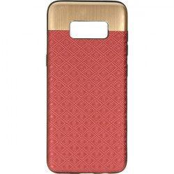 BEEYO SKIN MAGNES ETUI NA TELEFON SAMSUNG GALAXY S8 G950 CZERWONY