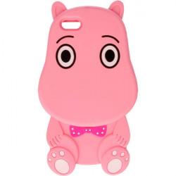 ETUI 3D HIPPO IPHONE 6 4.7'' RÓŻOWY
