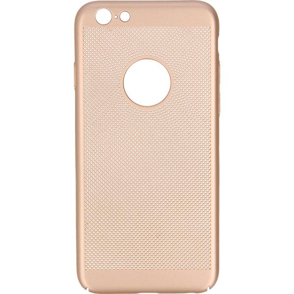 MESH ETUI NA TELEFON IPHONE 6 / 6s A1586/A1688 ROSE GOLD