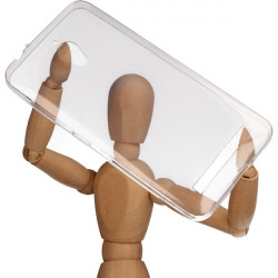 CLEAR 0.3mm ETUI NA TELEFON ASUS ZENFONE GO ZC500TG TRANSPARENTNY
