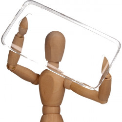 CLEAR 0.3mm ETUI NA TELEFON HTC DESIRE 316 516 TRANSPARENTNY