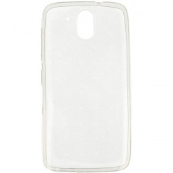 CLEAR 0.3mm ETUI NA TELEFON HTC DESIRE 526 TRANSPARENTNY