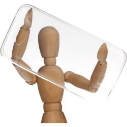 CLEAR 0.3mm ETUI NA TELEFON HTC DESIRE 616 TRANSPARENTNY