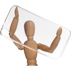 CLEAR 0.3mm ETUI NA TELEFON HTC DESIRE 820 TRANSPARENTNY