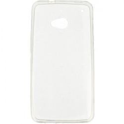 CLEAR 0.3mm ETUI NA TELEFON HTC ONE M7 TRANSPARENTNY