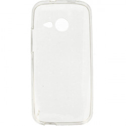 CLEAR 0.3mm ETUI NA TELEFON HTC ONE MINI 2 M8 MINI TRANSPARENTNY