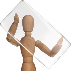 CLEAR 0.3mm ETUI NA TELEFON HUAWEI G700 TRANSPARENTNY