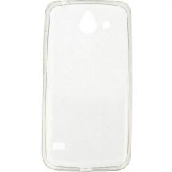 CLEAR 0.3mm ETUI NA TELEFON HUAWEI Y550 TRANSPARENTNY
