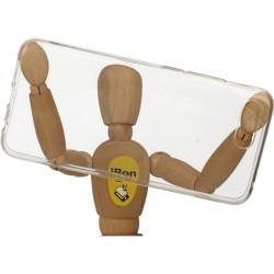 CLEAR 0.3mm ETUI NA TELEFON HUAWEI HONOR 10 COL-AL00 TRANSPARENTNY
