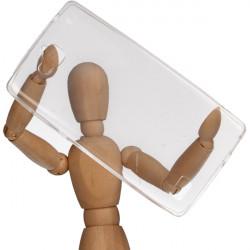 CLEAR 0.3mm ETUI NA TELEFON HUAWEI HONOR 3C TRANSPARENTNY
