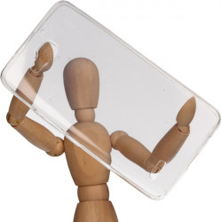 CLEAR 0.3mm ETUI NA TELEFON HUAWEI HONOR 3X G750 TRANSPARENTNY