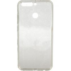 CLEAR 0.3mm ETUI NA TELEFON HUAWEI HONOR 8 PRO DUK-L09 TRANSPARENTNY