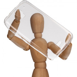 CLEAR 0.3mm ETUI NA TELEFON HUAWEI Y3 Y360 TRANSPARENTNY