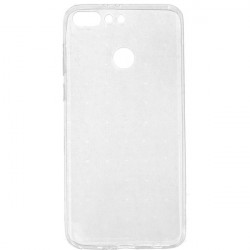 CLEAR 0.3mm ETUI NA TELEFON HUAWEI Y9 2018 TRANSPARENTNY
