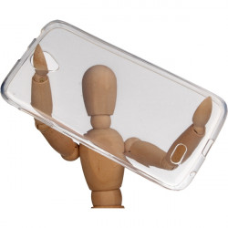 CLEAR 0.3mm ETUI NA TELEFON LENOVO A850 TRANSPARENTNY