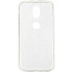 CLEAR 0.3mm ETUI NA TELEFON LENOVO MOTO E3 TRANSPARENTNY