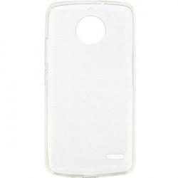 CLEAR 0.3mm ETUI NA TELEFON LENOVO MOTO E4 TRANSPARENTNY