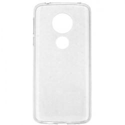 CLEAR 0.3mm ETUI NA TELEFON LENOVO MOTO E5 TRANSPARENTNY