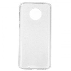 CLEAR 0.3mm ETUI NA TELEFON LENOVO MOTO G6 PLUS TRANSPARENTNY