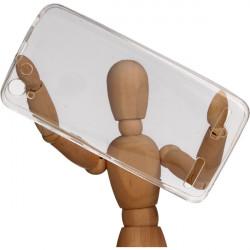 CLEAR 0.3mm ETUI NA TELEFON LENOVO VIBE K5 NOTE TRANSPARENTNY