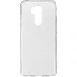 CLEAR 0.3mm ETUI NA TELEFON LG G7 G7-01 TRANSPARENTNY