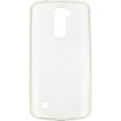 CLEAR 0.3mm ETUI NA TELEFON LG K10 K430 TRANSPARENTNY