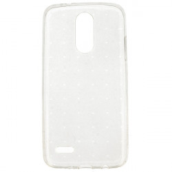CLEAR 0.3mm ETUI NA TELEFON LG K4 2017 K8 2017 DUAL M200N TRANSPARENTNY