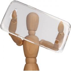 CLEAR 0.3mm ETUI NA TELEFON LG K4 TRANSPARENTNY