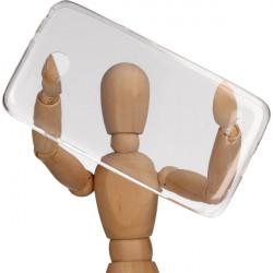 CLEAR 0.3mm ETUI NA TELEFON LG L70 L65 D280 TRANSPARENTNY