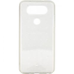 CLEAR 0.3mm ETUI NA TELEFON LG Q8 TRANSPARENTNY