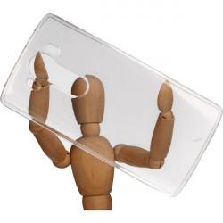 CLEAR 0.3mm ETUI NA TELEFON LG V10 F600K TRANSPARENTNY