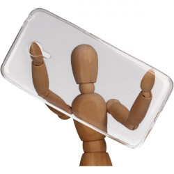 CLEAR 0.3mm ETUI NA TELEFON MEIZU M2 NOTE TRANSPARENTNY