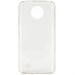 CLEAR 0.3mm ETUI NA TELEFON MOTOROLA MOTO G5S TRANSPARENTNY