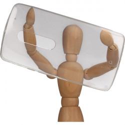 CLEAR 0.3mm ETUI NA TELEFON MOTOROLA MOTO X PLAY XT1562 TRANSPARENTNY