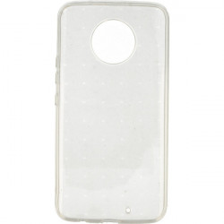 CLEAR 0.3mm ETUI NA TELEFON MOTOROLA MOTO X4 TRANSPARENTNY