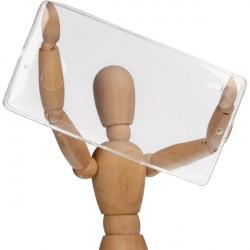 CLEAR 0.3mm ETUI NA TELEFON NOKIA LUMIA 930 935 RM-10 45 TRANSPARENTNY