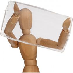 CLEAR 0.3mm ETUI NA TELEFON NOKIA X RM980 TRANSPARENTNY