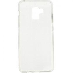 CLEAR 0.3mm ETUI NA TELEFON SAMSUNG GALAXY A7 2018 A8 PLUS 2018 TRANSPARENTNY