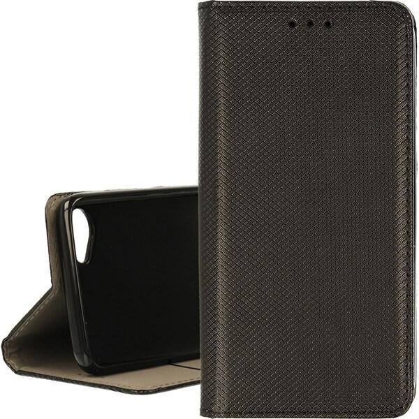BOOK MAGNET ETUI NA TELEFON HTC 12 CZARNY
