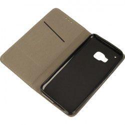 BOOK MAGNET ETUI NA TELEFON HTC M9 CZARNY