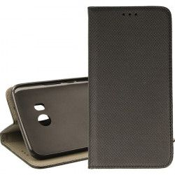BOOK MAGNET ETUI NA TELEFON HTC U11 CZARNY